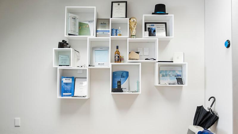 Bluegrass shelf